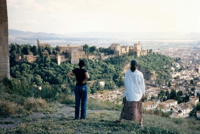 La Alhambra, Grenada, Spain